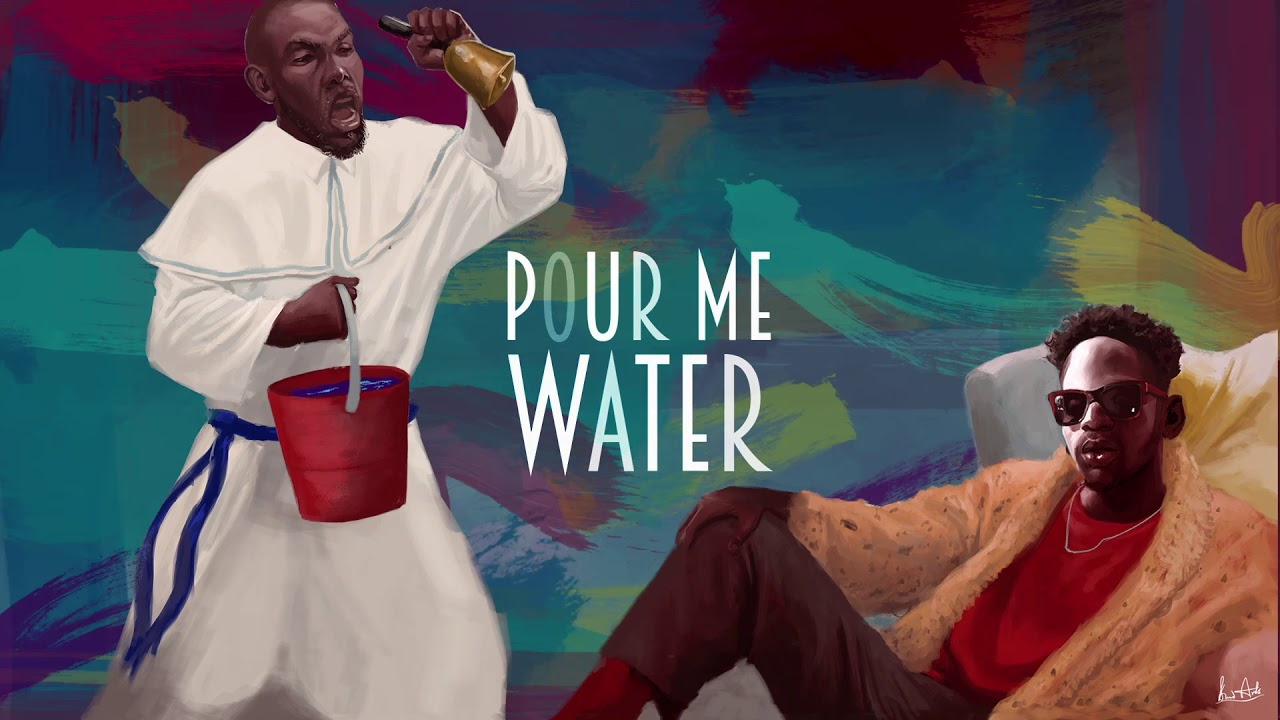 water and me What did jesus mean when he spoke of living water  what did jesus mean when he spoke of living water  let him come to me and drink.