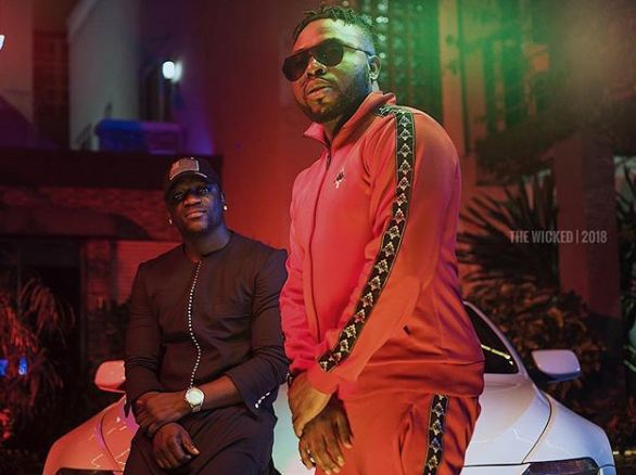 Akon x Samklef Skelebe   KoollifeTV   Africa Music - Movies